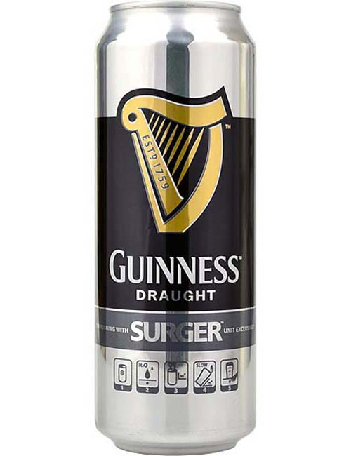 GUINNESS SURGER 033 BAR