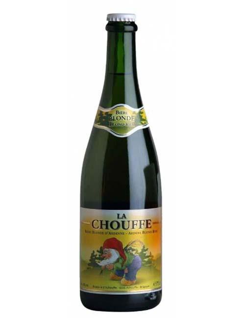 *LA CHOUFFE 8% BLONDE 075