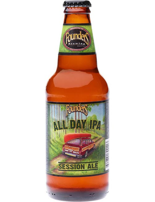 FOUNDERS ALL DAY IPA 0355