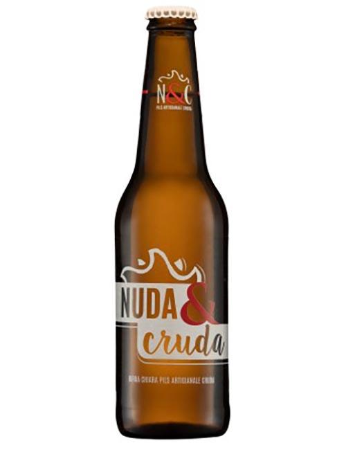 BIRRA SALENTO NUDA&CRUDA 050