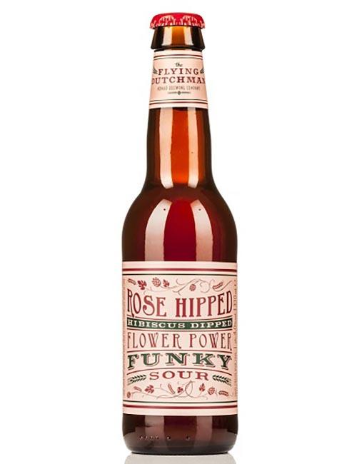 Birra Flying Dutchman Rose Hipped Hibiscus Dipper