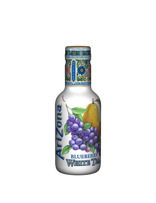 ARIZONA BLUBERRY TEA 050 PET