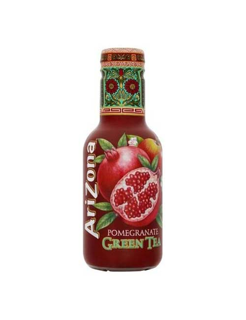 ARIZONA POMEGRANATE TEA 050 PET