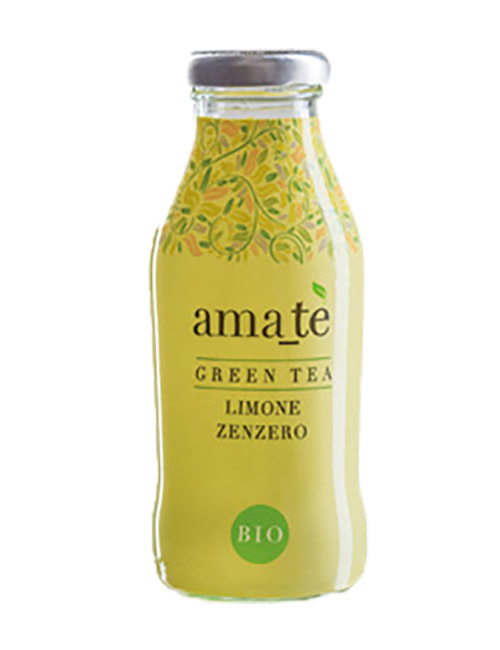 AMATE' GREEN TE' LIMONE 025