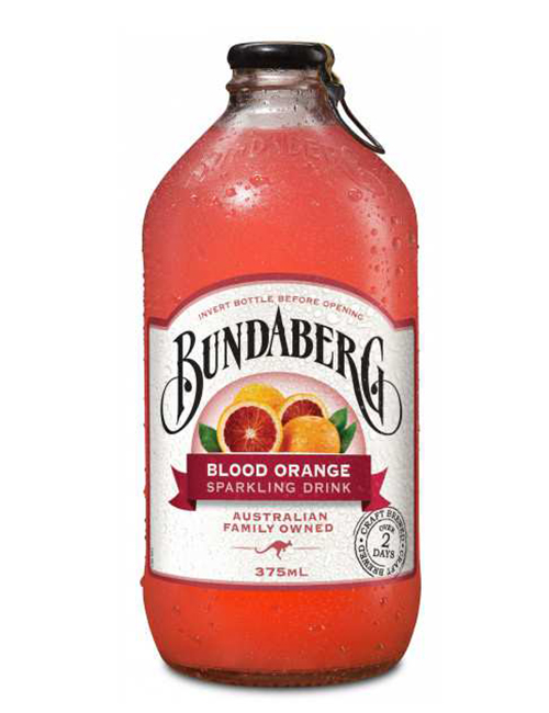 BUNDABERG BLOOD ORANGE 0375