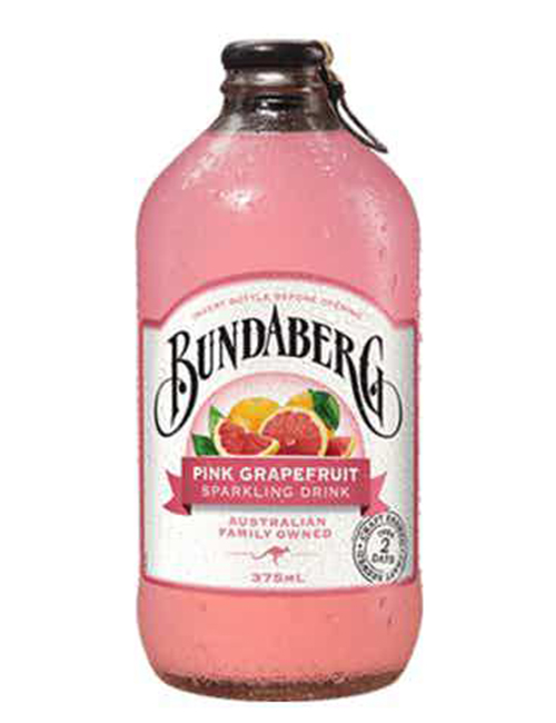 BUNDABERG PINK GRAPEFRUIT 0375