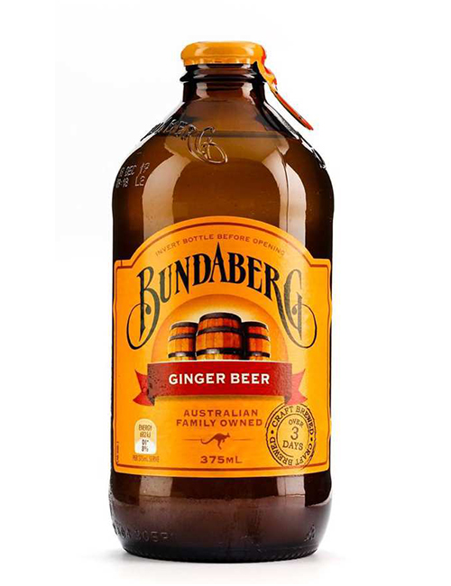 BUNDABERG GINGER BEER 0375