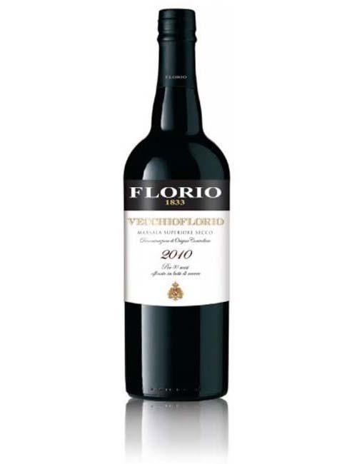 Vino - MARSALA FLORIO SECCA 075