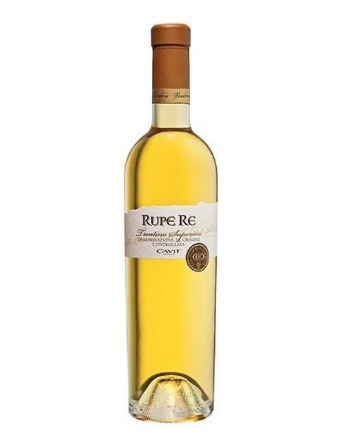 Vino - *CAVIT RUPE RE VEND.TARD. 050 DOC '14