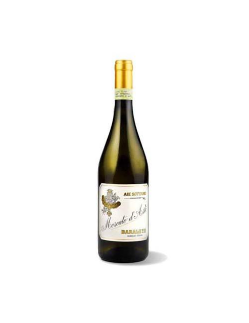 Vino - BARALE MOSCATO D'ASTI 075 DOCG