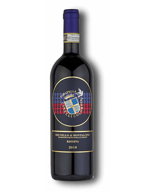 Vino - CINELLI BRUNELLO DI M. DOCG '14 075 CASATO PRIME DONNE SANGIOVESE