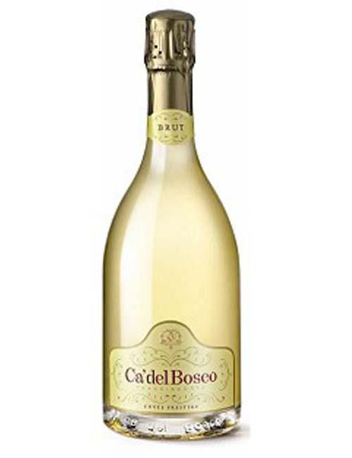 Vino - CA'DEL BOSCO FRANCIAC.DOCG CUV.PRESTIGE 075 EXTRA B. SB.AUT.'19 CHARD.PN PB 25M