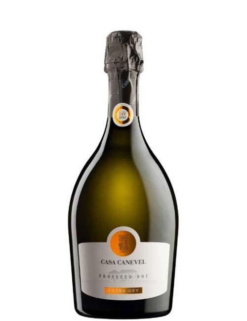Vino - CASA CANEVEL PROSECCO DOC EXTRA DRY 075