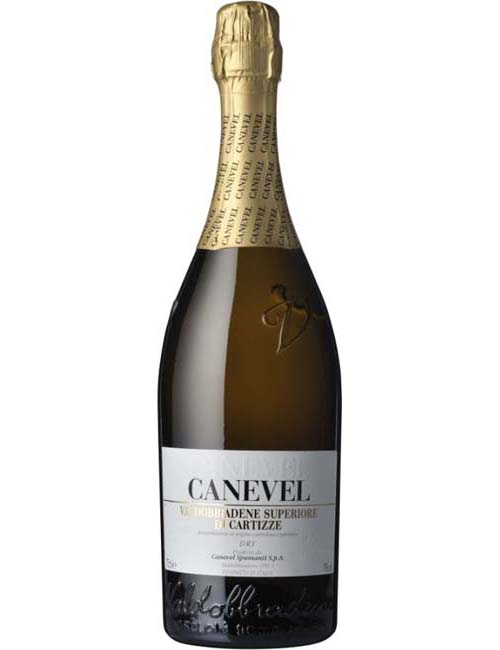 Vino - CANEVEL PROSECCO SUP. VALDO DOCG CARTIZZE 075