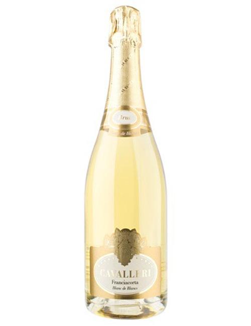Vino - CAVALLERI FRANCIAC.DOCG BLANC DE BLANCS BRUT 075 SB.'19 CHARD. 24M