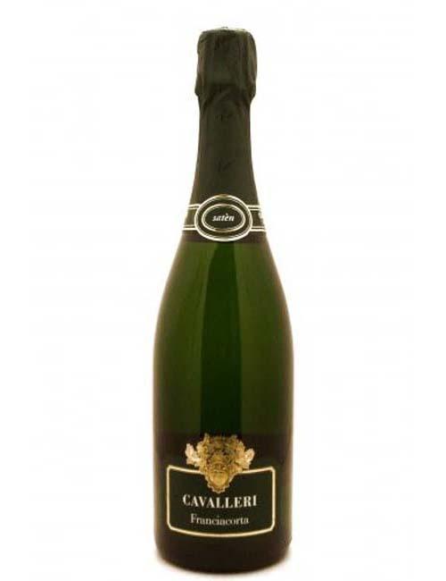 Vino - CAVALLERI FRANCIAC.DOCG SATEN BRUT '14 075 SB.'18 CHARD. 33M