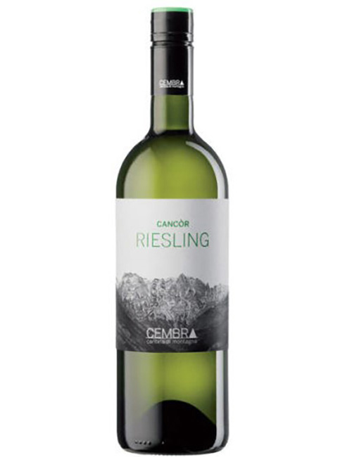 Vino - CEMBRA CANCOR RIESLING 075 DOC '16
