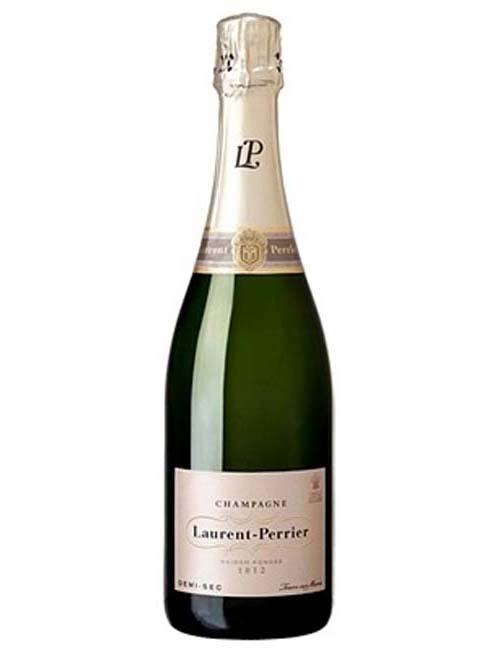 Vino - LAURENT-PERRIER DEMI SEC 075