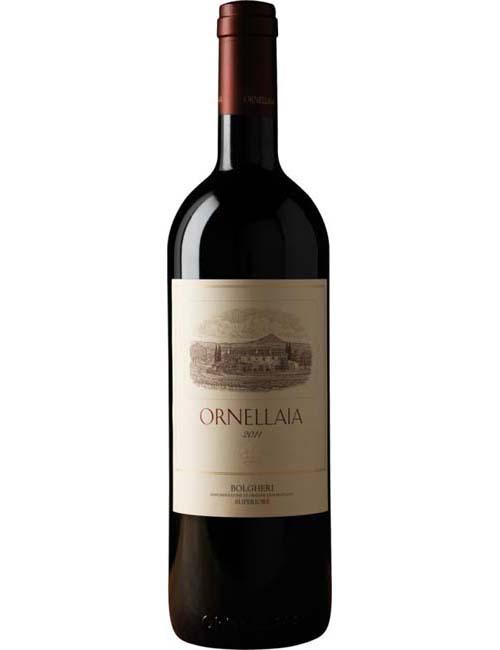 Vino - ORNELLAIA ORNELLAIA BOLGHERI DOC SUP'14 075 CABER.S. MERLOT CABER.F.PETIT VERDOT