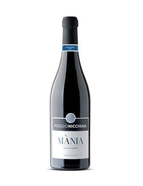 Vino - POGGIO NICCHIAIA MANIA ROSSO 075 IGT