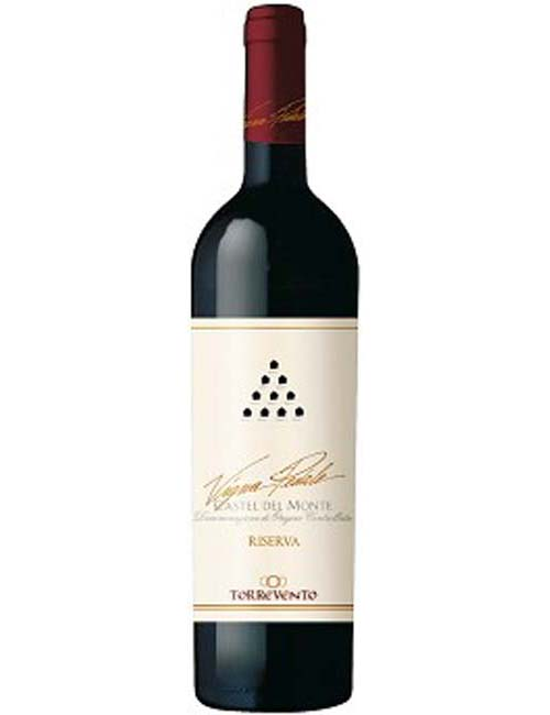 Vino - TORREVENTO CASTEL MONTE RIS.075 DOC '07