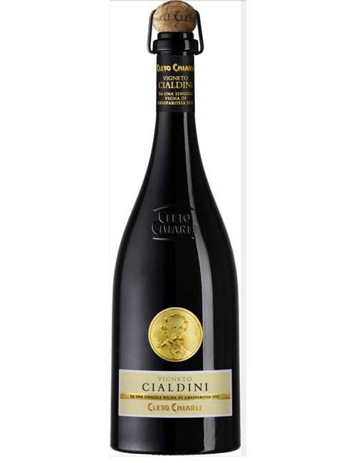 Vino - CHIARLI VIGN.CIALDINI LAMBRUSCO GRASP. 075 DOC