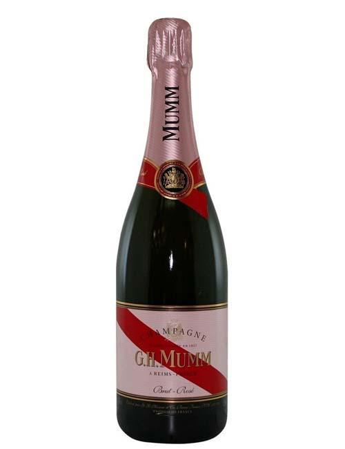 Vino - MUMM CHAMPAGNE ROSE' 075