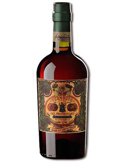 Vino - VERMOUTH DEL PROFESSORE ROSSO 075