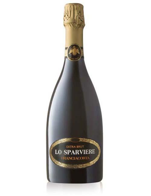 Vino - LO SPARVIERE FRANCIAC. DOCG EXTRA BRUT 075 CHARD. 36M