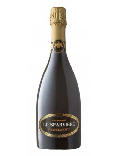 Vino - LO SPARVIERE FRANCIAC.DOCG EXTRA BRUT MILLES. '09 075 SB'16 CHARD. 60M