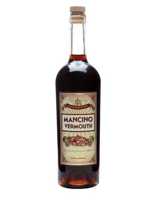 Vino - MANCINO VERMOUTH ROSSO AMARANTO 075