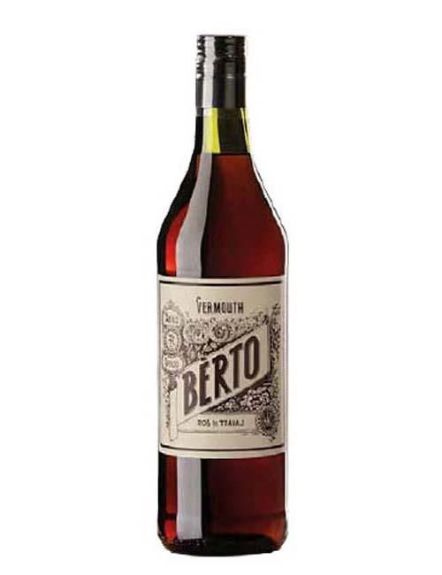 Vino - BERTO ROSSO VERMOUTH 100