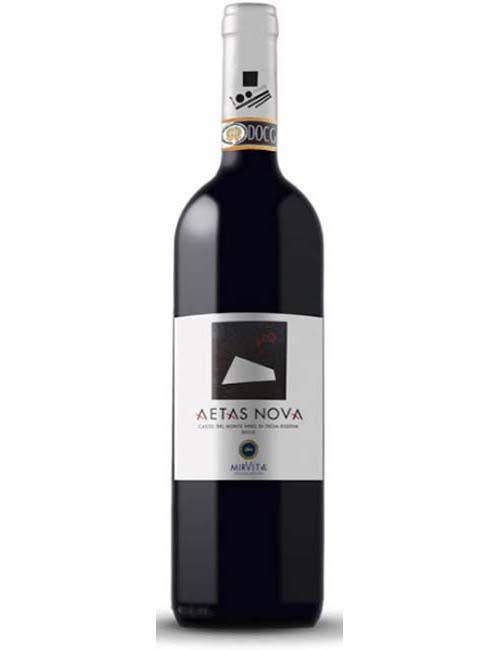 Vino - TOR DE'FALCHI AETAS NOVA NERO DI TROIA 075 DOCG