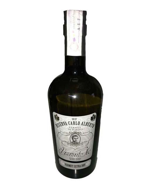 Vino - RISERVA CARLO ALBERTO VERMUT EX. DRY 075