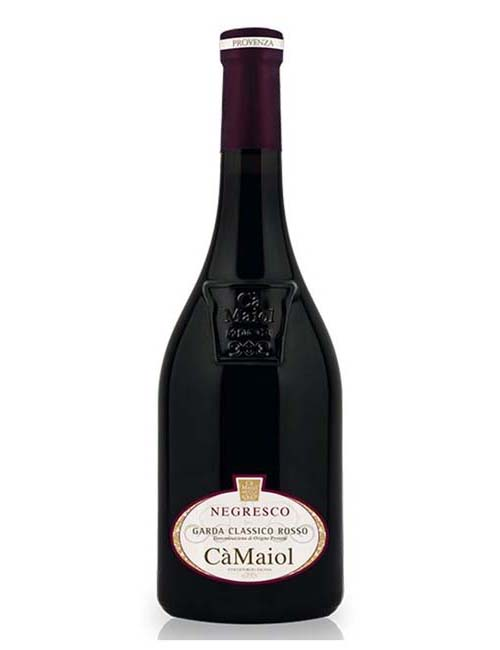 Vino - CA' MAIOL NEGRESCO ROSSO '11 075 DOP VALTENESI