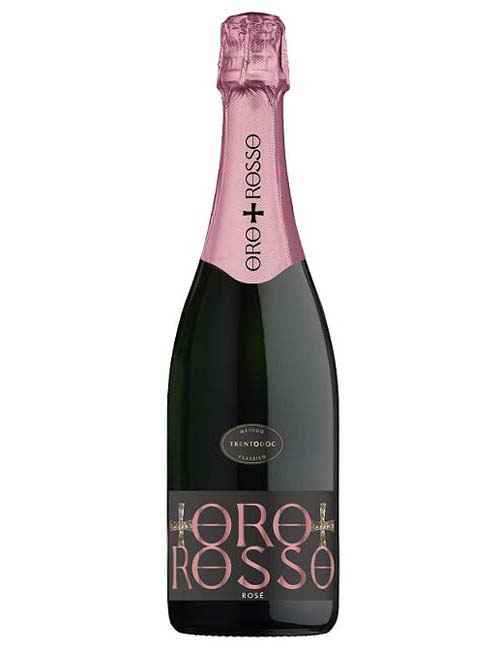 Vino - CEMBRA OROROSSO BRUT ROSE' 075 DOC