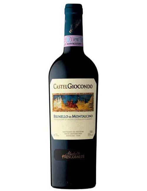 Vino - FRESCOB.BRUNELLO DI M. DOCG '12 075 CATELGIOCONDO  SANGIOVESE