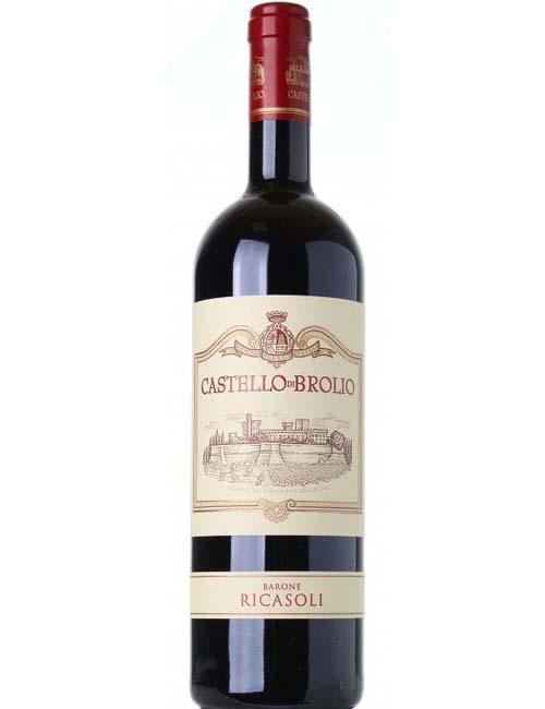 Vino - RICASOLI BROLIO CHIANTI CL.DOCG'15 0375