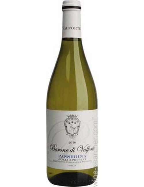 Vino - BARONE DI VALFORTE PASSERINA 075 IGT