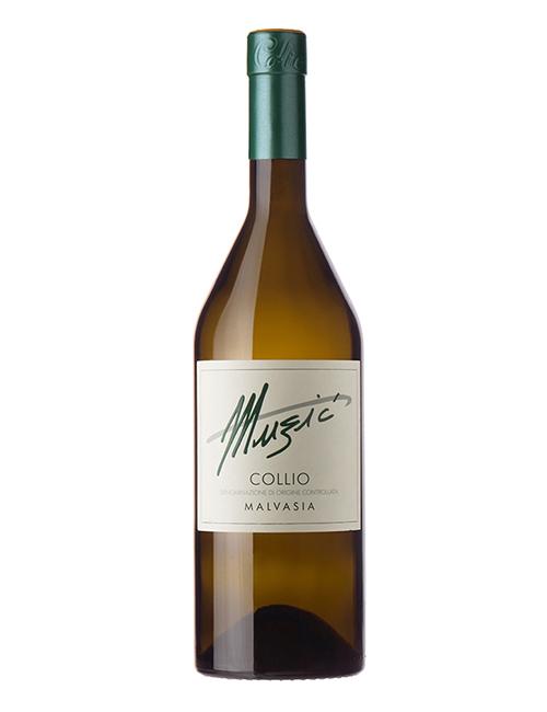 Vino - MUZIC MALVASIA COLLIO 075 DOC
