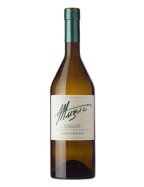 Vino - MUZIC SAUVIGNON COLLIO 075 DOC