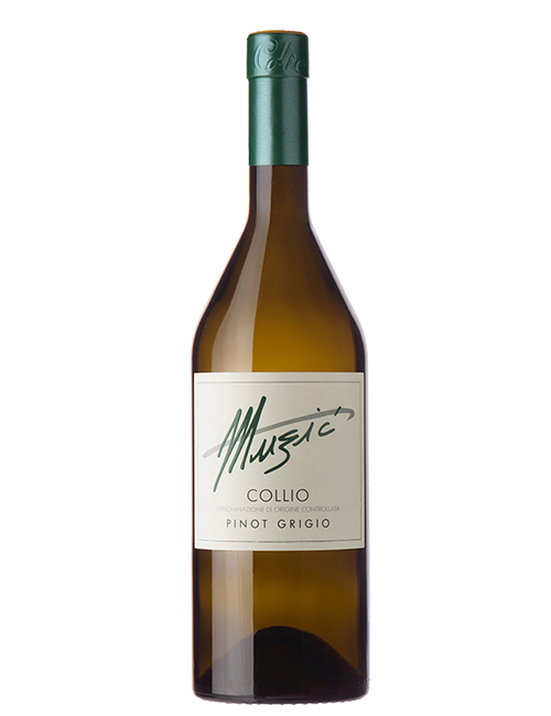Vino - MUZIC PINOT GRIGIO COLLIO 075 DOC