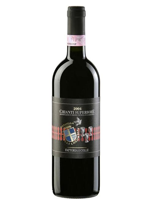 Vino - CINELLI CHIANTI SUP. DOCG '17 075 FATT. DEL COLLE SANGIOVESE