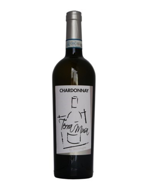 Vino - T.MUSA CHARDON. 075 DOC VE