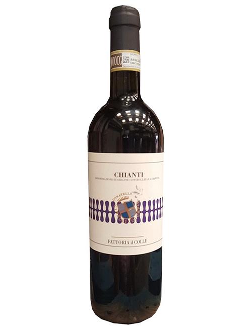 Vino - CINELLI CHIANTI DOCG '18 075 FATTORIA DEL COLLE