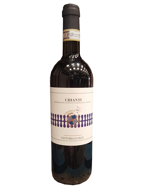 Vino - CINELLI CHIANTI 0375 '16 DOCG FATTORIA DEL COLLE