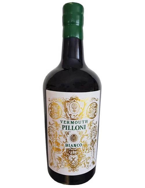 Vino - PILLONI VERMOUTH BIANCO 075