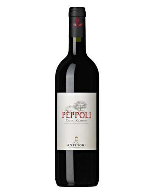 Vino - ANTINORI PEPPOLI CHIANTI CLASSICO DOCG '17 075