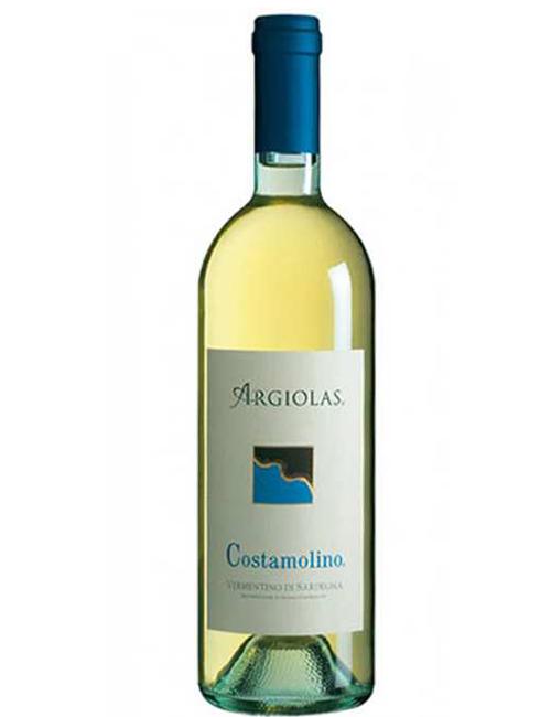 Vino - ARGIOLAS VERMENTINO DOC COSTAMOLINO '18 075