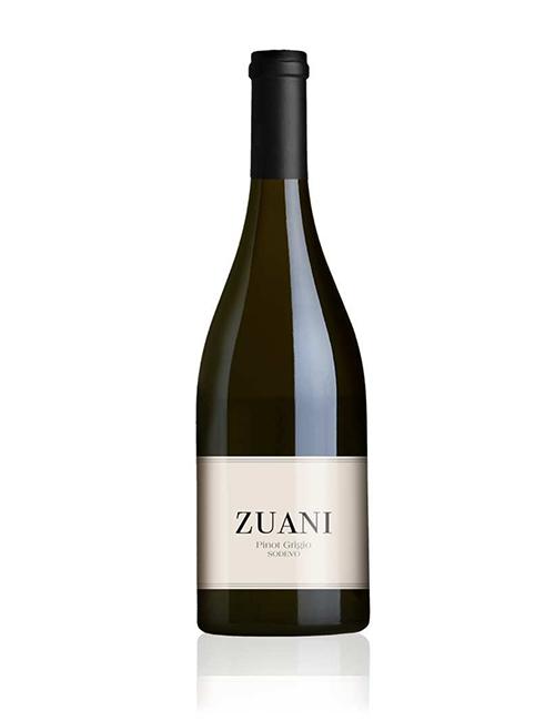 Vino - ZUANI PINOT GRIGIO 075 DOC